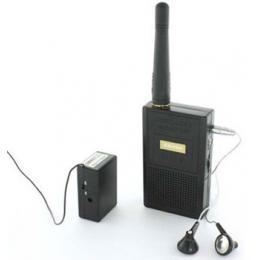 Long-distance wireless sound pick-up/Wireless sound pick-up